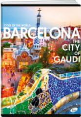 Elisa bilježnica Cities by day, A4, mali karo, 52 lista, 10/1
