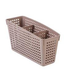 """Violette Szervező """"loft"""", válaszfalakkal, 24,5 × 9,5 × 14 cm"""