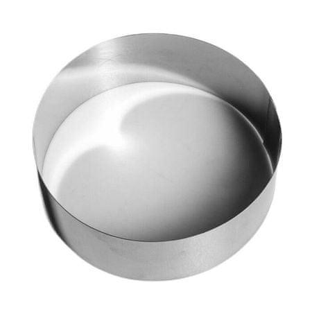 """Kraftika Forma do pieczenia i wykrawania """"koło"""", h-6,5 d-20 cm"""