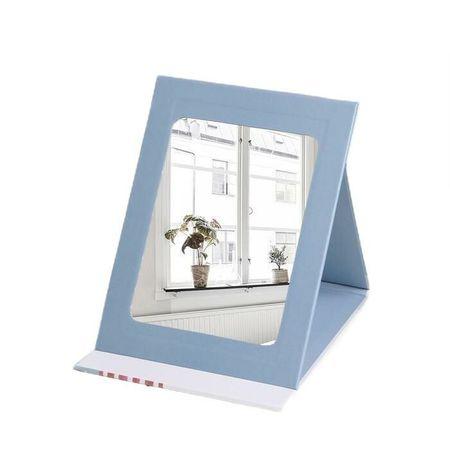 Kraftika Asztali tükör, tükörfelület 10.5 × 15.5 cm, mic szín