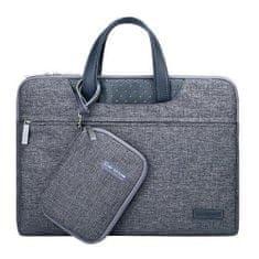 Cartinoe Lamando taška na notebook 15.6'', sivá