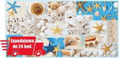 CronaPlast PVC 3D obklad - Mozaika pláž