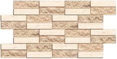 Grace PVC 3D obklad GRACE - obkladová tehla béžová