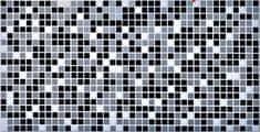 Grace PVC 3D obklad GRACE - Mozaika čierna