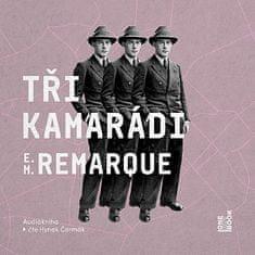Remarque Erich Maria: Tři kamarádi (2x CD) MP3-CD