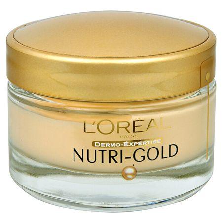 Loreal Paris Nutri-Gold extra tápláló nappali krém 50 ml