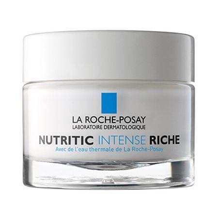 La Roche - Posay Nutritic Intense Riche tápláló bőrmegújító krém nagyon száraz bőrre 50 ml