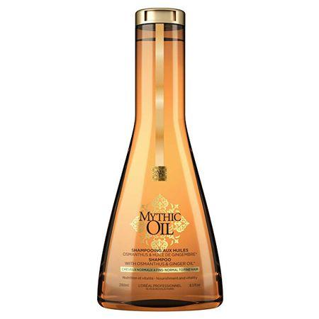Loreal Professionnel Odżywczy szampon do włosów cienkich normalne Mythic Oil (Szampon do włosów cienkich Normalny) (objętość 250 ml)