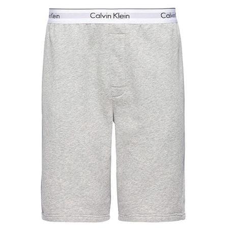 Calvin Klein Férfi rövidnadrágShort NM1358E-080 Grey Heather (méret S)