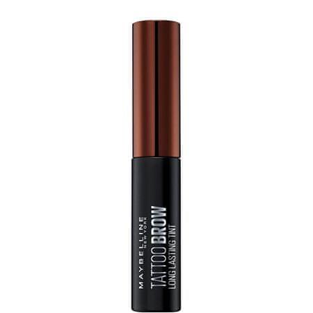 Maybelline Tartós szemöldökformázó (Tattoo Brow Eyebrow Color) (árnyalat Chocolate Brown)