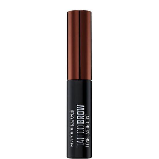 Maybelline Semi-permanentní barva na obočí (Tattoo Brow Eyebrow Color) (Odstín Dark Brown)