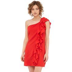 Fornarina Női ruha Leila-Rosso Abito