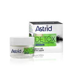 Astrid Citylife Detox obnavljajoča nočna krema 50 ml
