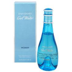 Davidoff Cool Water Woman - szórófejes dezodor