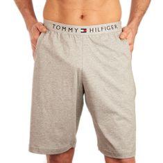 Tommy Hilfiger Férfi pizsama nadrág Short UM0UM01203 -004 Grey Heather