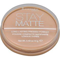Rimmel Matující kompaktní pudr Stay Matte 14 g