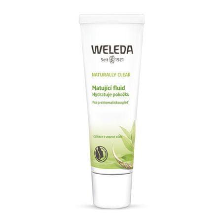 Weleda Mattító folyadék problémás bőrre Naturally Clear 30 ml