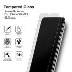 VMAX Ochranné tvrzené sklo na displej pro iPhone XS MAX