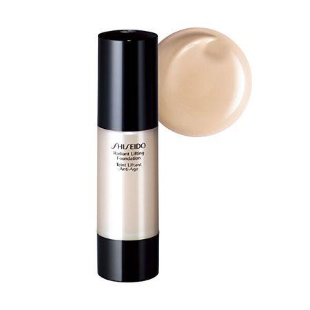 Shiseido (Radiant Lifting Foundation) 30 ml (Odtenek I60 Natural Deep Ivory)