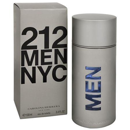Carolina Herrera 212 Men - EDT 200 ml