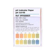 Fisher Scientific Indikátorové pH papírky (5.0 - 9.0) 200 ks