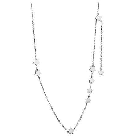 Troli Jeklena ogrlica z zvezdami