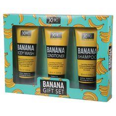 Xpel Kozmetični set za nego las z bananami