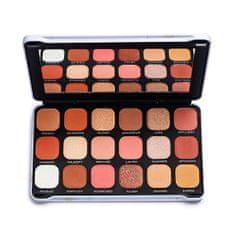 Makeup Revolution Paletka očních stínů Forever Flawless 19,8 g