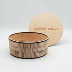 "WOOD BELT Lesena darilna škatla""Wood Belt"""