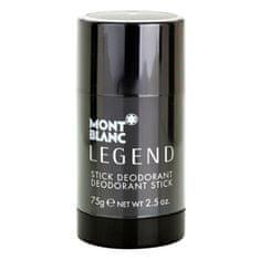 Mont Blanc Legend - tuhý deodorant