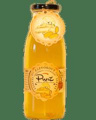 Slaskoukjidlu.cz Zázvorový punč s bezinkou a citronem - zahřejte se tekutým ovocem