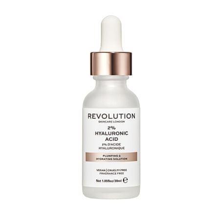 Revolution Skincare Hidratáló szérumSkincare Hyaluronic Acid (Plumping & Hydrating Solution) 30 ml