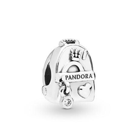 Pandora Nahrbtnik iz srebrne kroglice 797859CZ srebro 925/1000