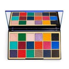 Makeup Revolution Paletka očních stínů Wild Animal Palette Integrity 18 g