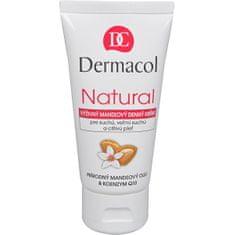 Dermacol Hranljiva mandljeva dnevna krema Natural - tuba 50 ml