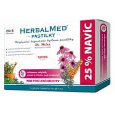Simply you HerbalMed pastilky Dr. Weiss pre posilnenie imunity 24 pastiliek + 6 pastiliek ZADARMO