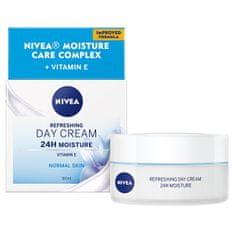 Nivea Lágyító nappali krém normál és vegyes bőrre Essentials 50 ml