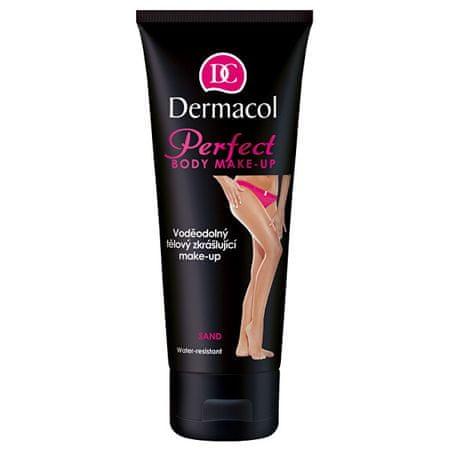 Dermacol Vízálló testápoló alapozó a tökéletes testalkatért (Perfect Body Make-up) 100 ml (árnyalat Ivory)