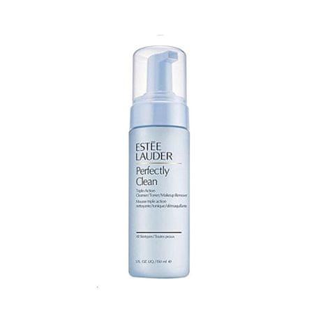 Estée Lauder Perfectly Clean arctisztító víz, tonik és sminklemosó 3 az 1-ben(Triple-Action Cleanser, Tonic and (mennyiség 150 ml)
