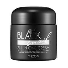 MIZON Pleťový krém s filtrátom sekrétu Afrického čierneho slimáky 90% (Black Snail All In One Cream)