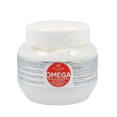 Kallos Regeneráló hajpakolás Omega-6 komplexel és makadámia olajjal(Omega Hair Mask)