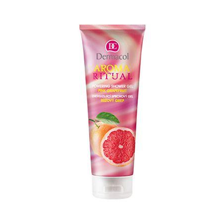 Dermacol Aroma Ritual energetizáló tusfürdő piros grapefruit kivonattal (Powering Shower Gel Pink Grapefruit)