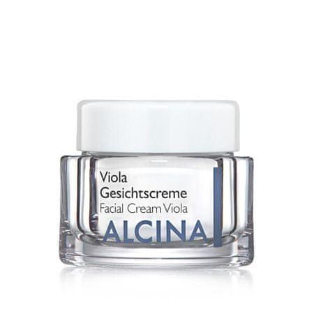 Alcina Tápláló és nyugtató (Facial Cream Viola) (Mennyiség 100 ml)