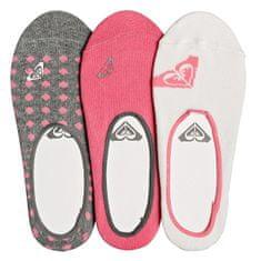 Roxy 3 PACK - dámské ponožky Marshmallow ERJAA03462-WBT0