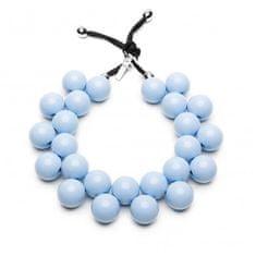 Ballsmania Originální náhrdelník C206 14-4121 Azzurro Cielo
