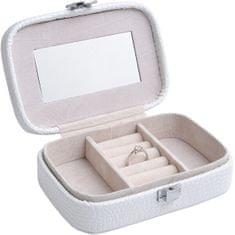 Jan KOS Białe pudełko na biżuterię SP-954 / A1