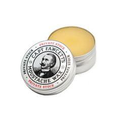 Captain Fawcett Vosk na fúzy Private Stock (Moustache Wax) 15 ml