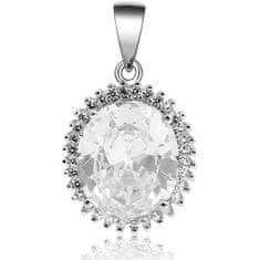 Beneto Csillogó ezüst medál AGH103 ezüst 925/1000