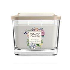 Yankee Candle Aromatická svíčka střední hranatá Passionflower 347 g