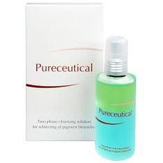 Fytofontana Pureceutical - dvojfázový čistiaci roztok na zosvetlenie pigmentových škvŕn 125 ml